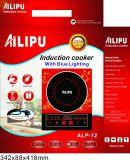 2016 Ailipu alp-12 het Fornuis van /Induction van het Kooktoestel van de Inductie met het Blauwe Hete Verkopen van de Verlichting in de Markt van Turkije