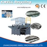 De enige Machine van de Ontvezelmachine van het Recycling van de Schacht voor PE, pp, ABS, PA