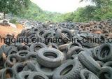 Pneu Waste que recicl o pneumático Waste da planta de recicl do pneumático da máquina que recicl a máquina