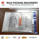 Plastic Cash Seal Security Bag Making Machine pour ATM