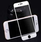 Protezione Tempered completa dello schermo del telefono della fibra del carbonio per il iPhone 6/6s più