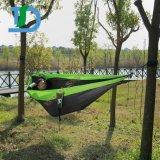 Parachutisme coloré et palais pliant Hamacs pour camping