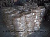 A alta qualidade Bwg 20 do baixo preço o soldado 21 22 galvanizou o fio com preço razoável/fio obrigatório galvanizado (a fábrica)