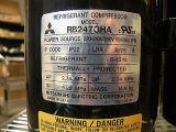 R22 R407 미츠비시 냉각 압축기 Rh154