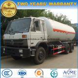 camion-citerne de gaz du camion 25m3 de transport de 25000L LPG à vendre