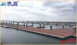 Fábrica fabricados directamente Muelle Flotante con marco de aleación de aluminio