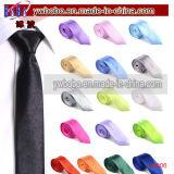 Relations étroites en nylon de Mens de connecteur de relation étroite de main en soie de cravate (T8006)