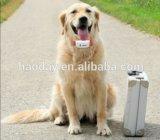 Funcionamiento del perseguidor Tk909 del GPS del animal doméstico de la Tk-Estrella basado en red existente de GSM/GPRS y los satélites del GPS