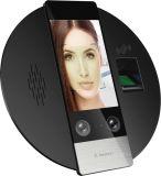 Service de temps d'identification de face de WiFi avec la fonction de contrôle d'accès