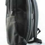 어두운 회색 폴리에스테 휴대용 퍼스널 컴퓨터 책가방