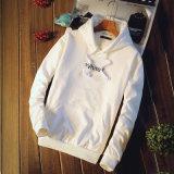 Personalizar o revestimento longo da luva da impressão do algodão dos velos da alta qualidade do homem