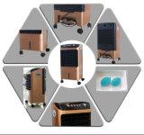 Воздушный охладитель Lfs-702A вентилятора сезона лета функции дистанционного управления емкости 11 литра передвижной множественный функциональный