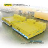 Trole motorizado alta qualidade do transporte para transmitir do armazém