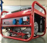Lang - de in werking gestelde Generator van de Benzine van de Tijd 3 KW