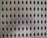 Лист металла нержавеющей стали плоский Perforated, Perforated сетка металла