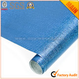 No. 22 Tablecloth laminado azul da tela do lago