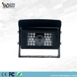 IP67 28PCS IR LEDs 150のDegの幅眺めの背面図の監視カメラ