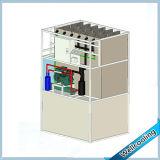 Générateur de glaçon de stand d'étage de la Chine mini