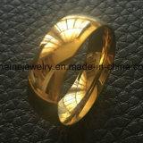 Cómodo Best Selling Gold Plated anillo de dedo de la joyería