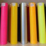 Vinilo textil termotransferible de corte flexible y colorido,resistente  lavable de la flexión de la PU