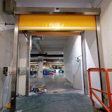 Porte en plastique d'obturateur à grande vitesse industriel de rouleau (HF-1087)