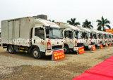 3-5 des allgemeine Ladung-Tonnen LKW-, HOWO heller LKW