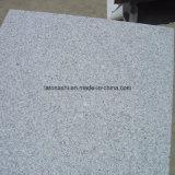 China G603 flameado, luz de Padang, azulejos grises blancos del granito de Padang para el piso / la escalera / el pavimentar