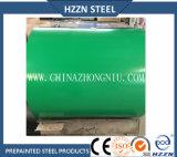 Bobina de aço da cor PPGI de Ral