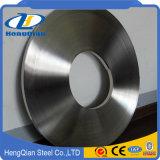 L'OIN de GV a laminé à froid 304 316 bande polie 321 par miroirs d'acier inoxydable
