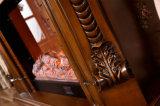 セリウム(325)が付いている時代物の家具LEDの軽いヒーターの電気暖炉
