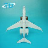Scala 1/100 30cm di Gulfstream G550 dell'aeroplano di modello