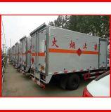 4X2 LHDのRhdによってカスタマイズされる棒ボディラックボディ貨物トラック