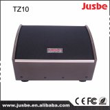 Диктор Tz10 Китая крытый 800W 10inch коаксиальный тональнозвуковой для тональнозвуковой системы