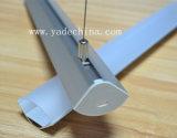 Perfis de alumínio do diodo emissor de luz para tiras do diodo emissor de luz