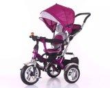 Новая модель 2016 4 в 1 трицикле франтовском Trike младенца малышей с Ce, En, SGS