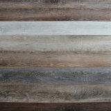 Étage extérieur en bois rustique de vinyle d'UE Standrad de qualité