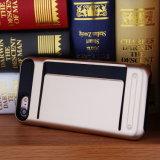 Пригонки крышки случая бумажника кредитной карточки Incipi Kickstand в случай телефона I7splus/I8