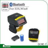 Varredor Wearable sem fio do código de barras do anel de UL-Fs01 Bluetooth, leitor de código da barra feito em China