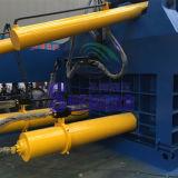 수평한 자동적인 작은 조각 강철 재생 기계 (공장)