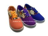 子供(J2622-B)のための標準的なブランクズック靴