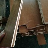 Plancher conçu par bouleau en bois de plancher avec la couleur de Brown jaune