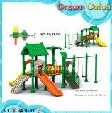 Оборудование спортивной площадки детей серии Гавайских островов напольное для парка атракционов школы