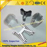 Foshan Factory Supplies Dispensador de alumínio / alumínio com usinagem CNC