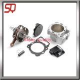 Pezzi meccanici personalizzati alta precisione di CNC dell'alluminio
