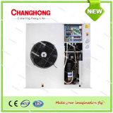 Refrigeradores do condicionamento de ar ar central mini e unidade de refrigeração da bomba de calor