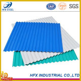 Rostfestes kleines Welle Belüftung-Dach-Blatt-/Farben-überzogenes Dach-Blatt