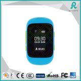 Relógio mini GPS Tracke do GPS dos miúdos R12
