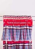 ポリエステルジャカードによって印刷されるフランネルの羊毛毛布の赤ん坊毛布