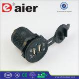 Socket de potencia del USB del socket de potencia del coche (DS2013)
