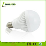 Do Ce plástico da luz de bulbo do diodo emissor de luz do fornecedor de China bulbo 2017 energy-saving do diodo emissor de luz do poder superior E27 15W SMD5730 da luz de bulbo do diodo emissor de luz de RoHS